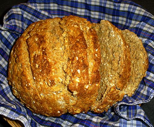 Yeast Free Wholemeal Bread Recipe Food Recipes Yeast Free