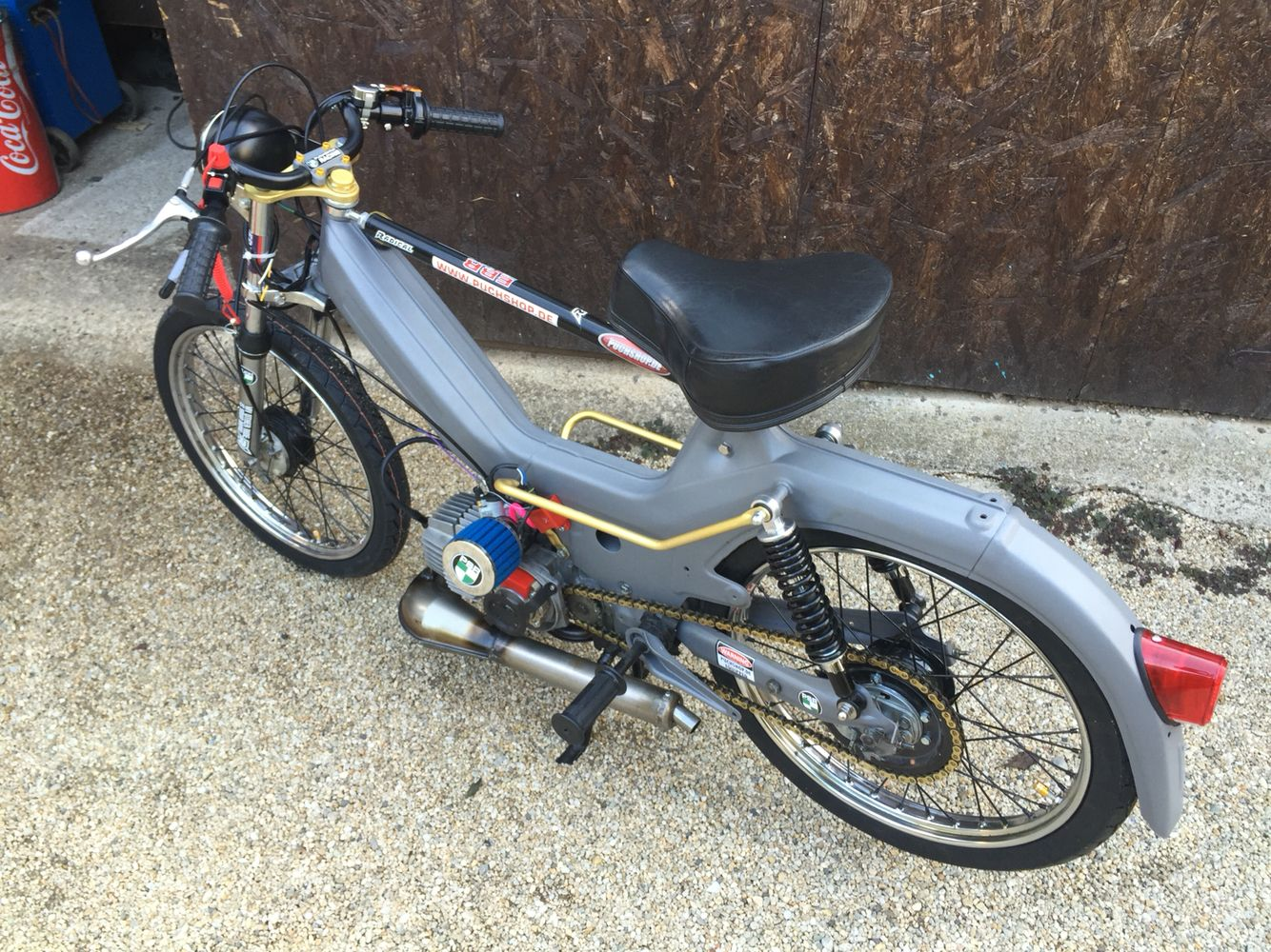 Psr Proma CC by Homoet Puch Maxi L | Mopeds!! | Motorcycle