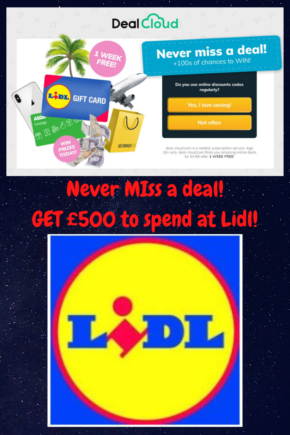 Lidl Gift Card Get 500 To Spend At Lidl For Uk Itunes Gift Cards Amazon Gift Card Free Gift Card Generator
