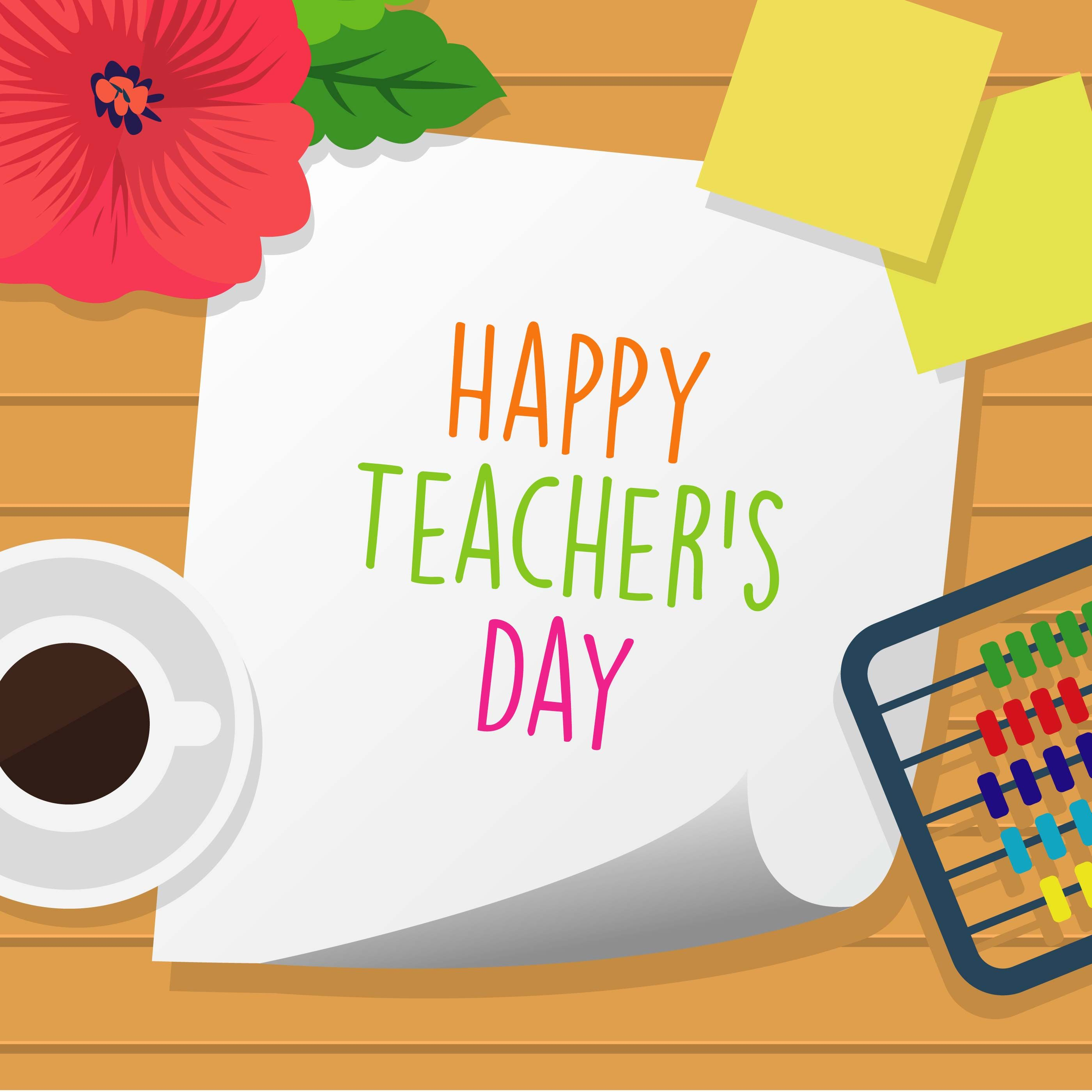 Happy Teachers Day Download Free In 2020 Happy Teachers Day Teachers Day Teacher