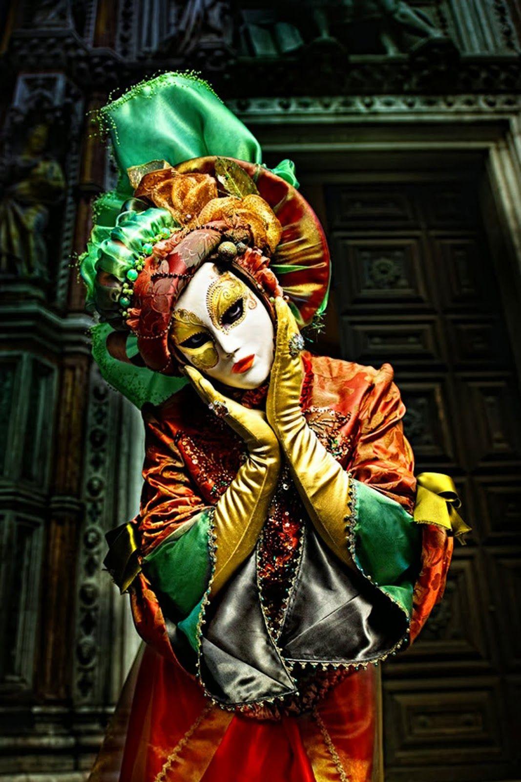 Carnaval de venecia pintura pinterest carnavales y - Mascaras de carnaval de venecia ...