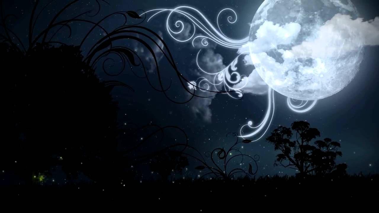 달 인트로 영상소스  video source video effect Moon