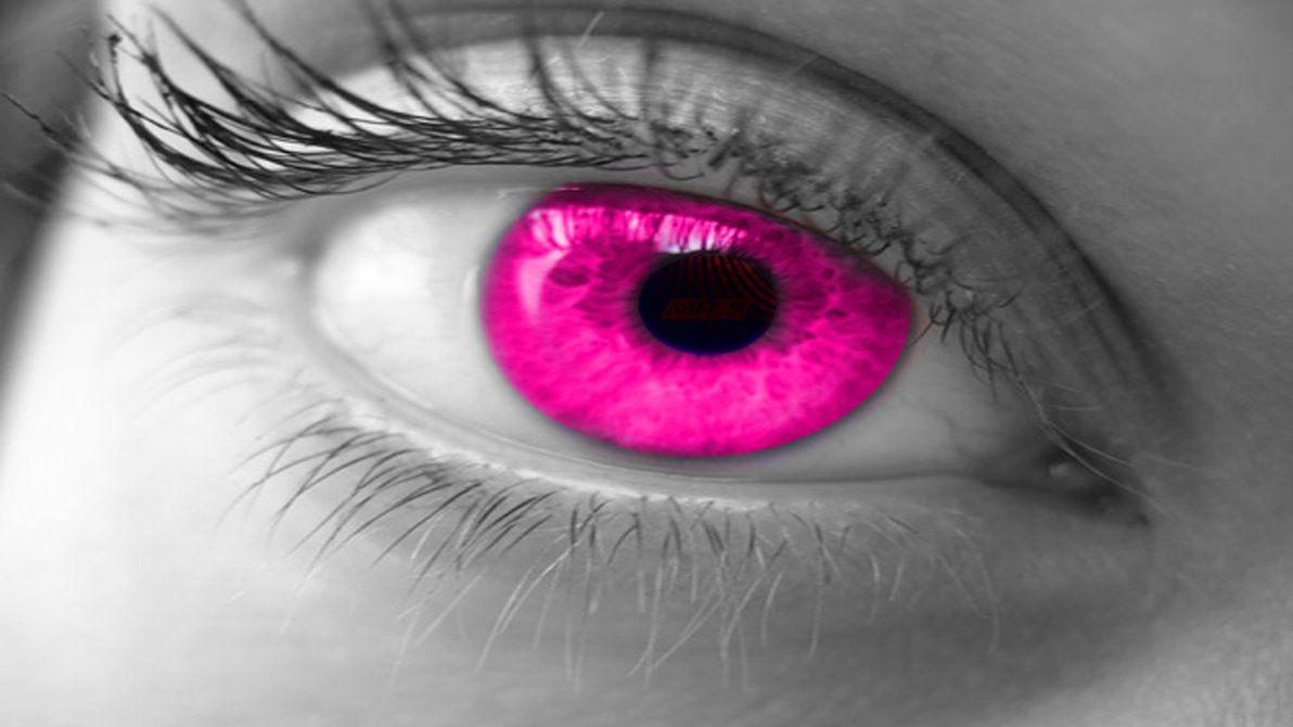 Pink Eye Wallpaper   www.pixshark.com - Images Galleries ...