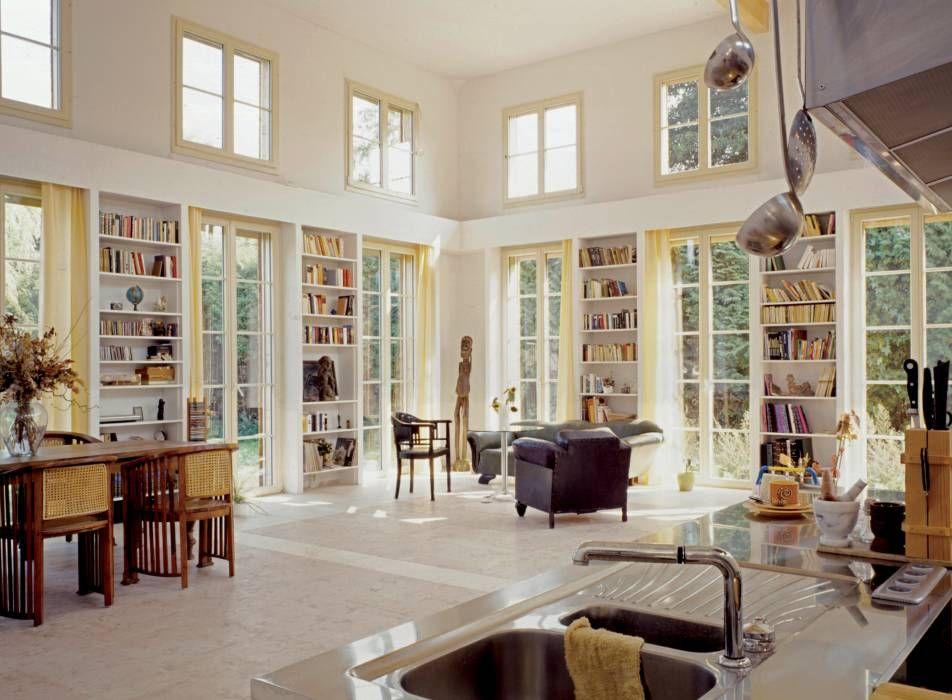 Wohnideen Büro Im Wohnzimmer wohnideen interior design einrichtungsideen bilder müllers