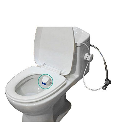 Blu7ive Bathroom Intelligent Toilet Seat Bidet Fresh Water Spray