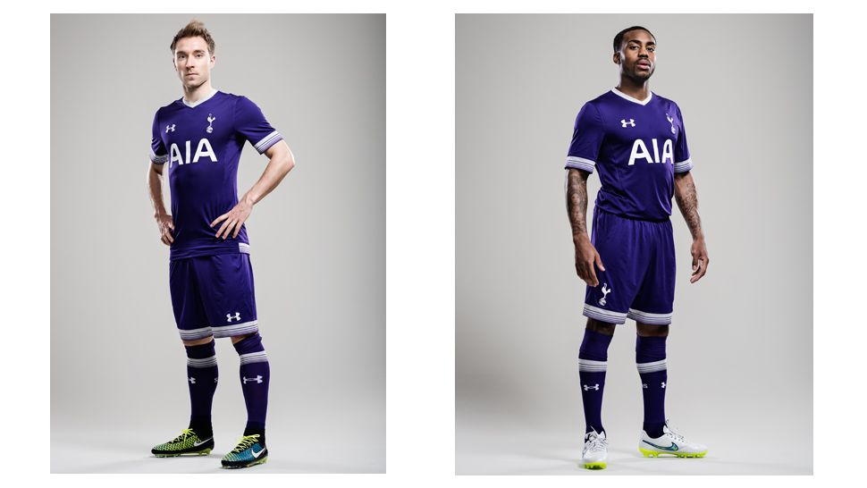 31366db98 Spurs 15 16 3rd Kit by Under Armour