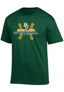 f96ff61f138 Product  Baylor University Softball T-Shirt