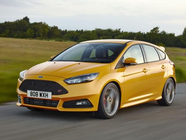 Ford Confirms Focus St Pricing Ford Focus Ford Focus St New