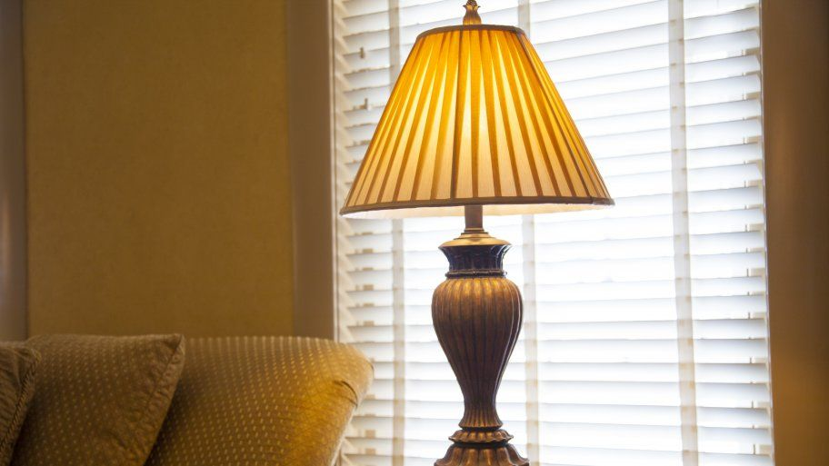 Carefully pack your lamps when moving, so the lights won't get broke and