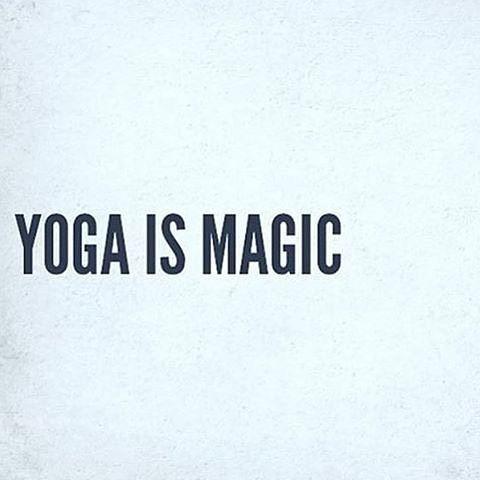it does wonders yoga yogi namaste iloveyoga vinyasa