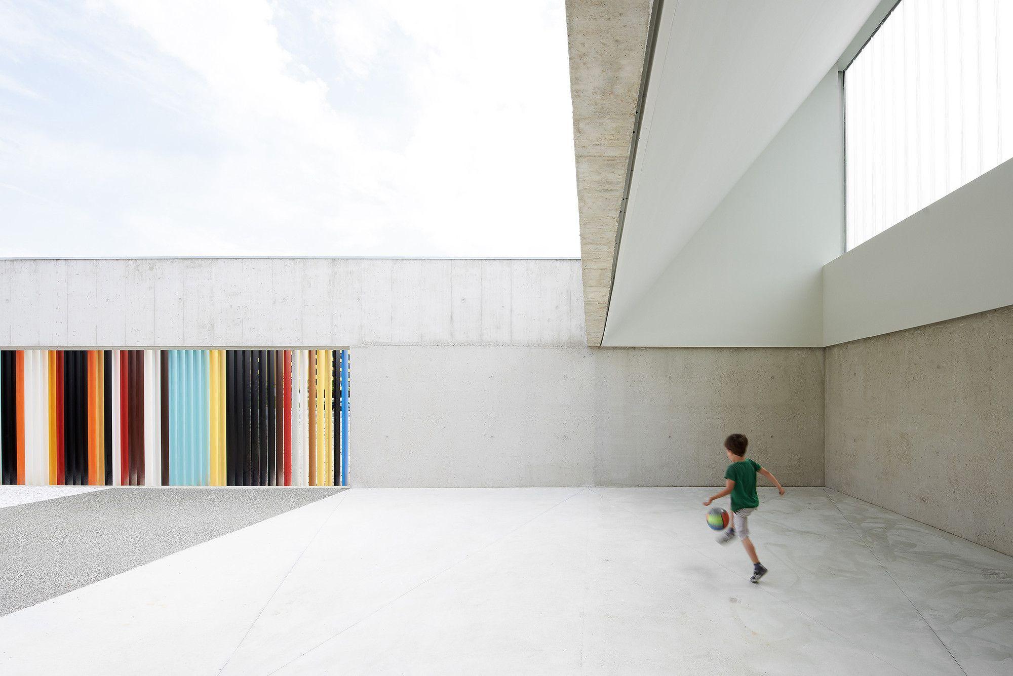 Galeria de Escola Infantil Municipal De Berriozar / Javier Larraz + Iñigo Beguiristain + Iñaki Bergera - 6