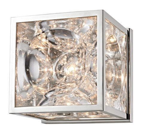 Fisher 1 Light Wall Sconce