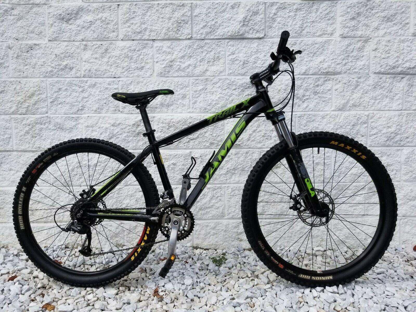 Jamis Trail Sport 17 24 Speed 650b 27 5 Mountain Bike W Disc