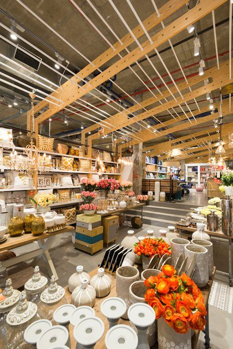 Betili – A concept chain store - presenting two stores , Tel