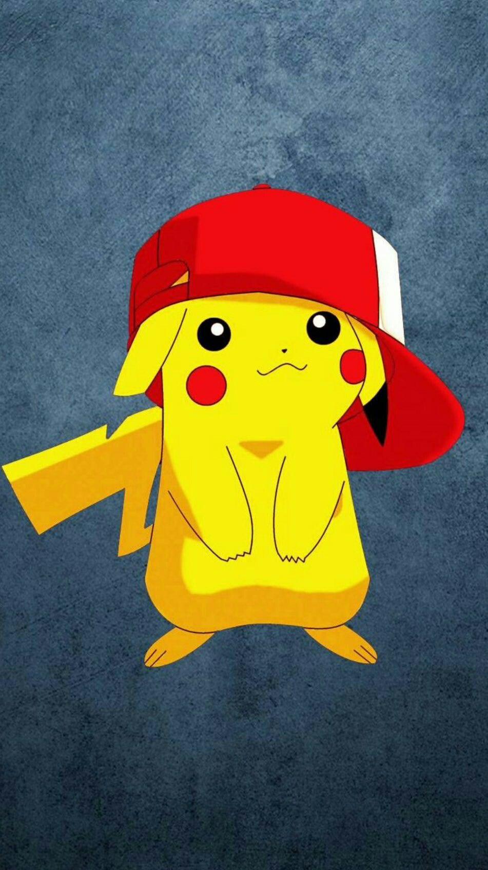 Pik♡chu   Iphone wallpaper pokemon, Pikachu wallpaper