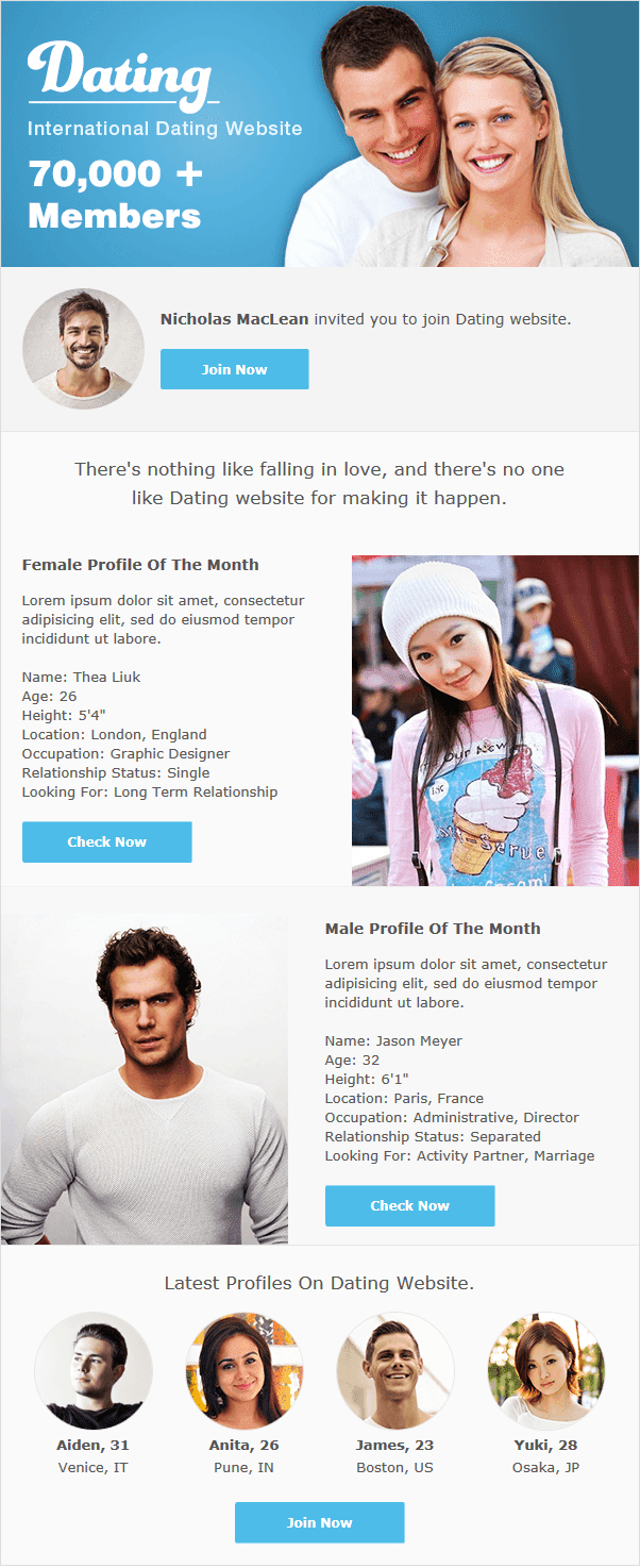 The Best Dating Site Around You Female Profile Best Dating Sites Dating Websites