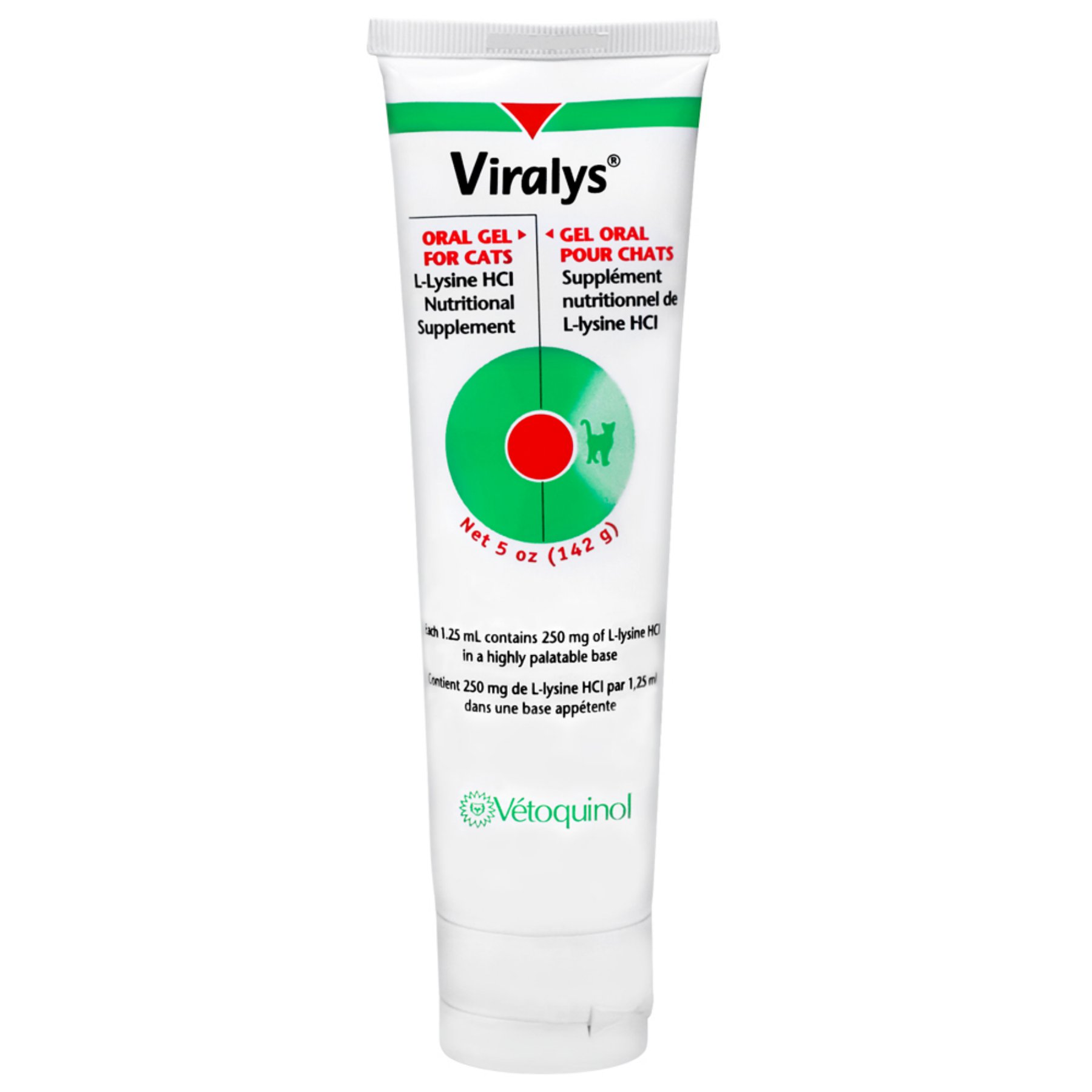 Vetoquinol Viralys Shedding Relief Oral Gel For Cats Cats Pet