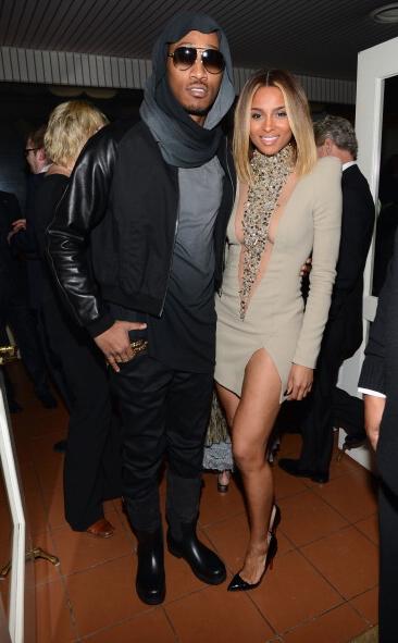 Ciara und 50 dating