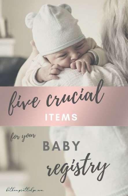 Trendy Baby Registry Items Life 70 Ideas | Baby registry ...