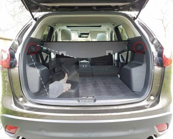 Cargo space - 2016 Mazda CX-5 Review #DriveMazda ad | A Magical ...