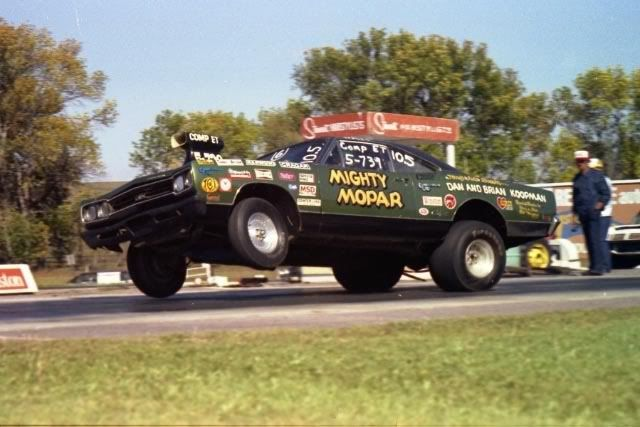 Old Drag Racing Pics Re Photos Of Vintage Drag Racing Mopar
