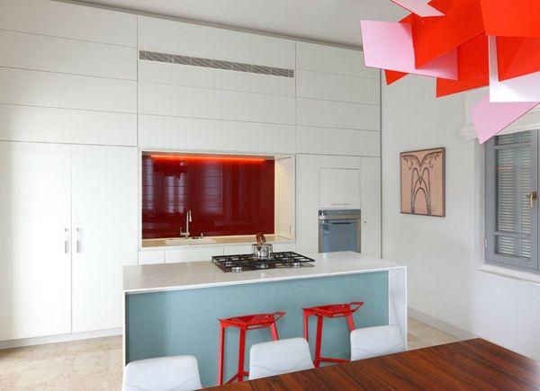 15 Ideen für farbige Designs in Rot, Weiß und Blau. Los geht es! - http://wohnideenn.de/innendesign/07/farbige-designs-in-rot-weis-und-blau.html  #Innendesign