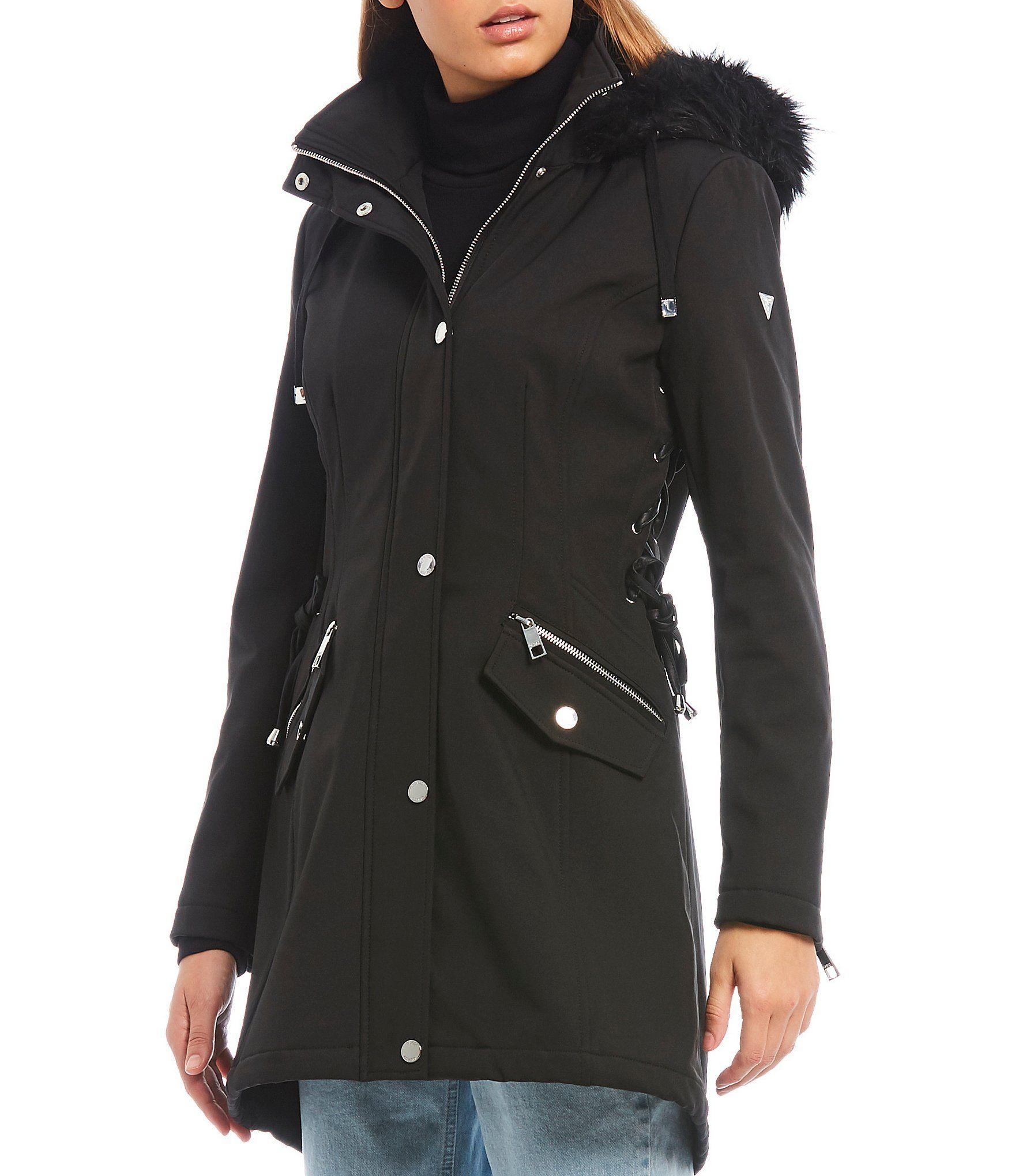 Pin By Joann On Coats Fur Hood Coat Coats For Women Womens Hooded Coat [ 2040 x 1760 Pixel ]
