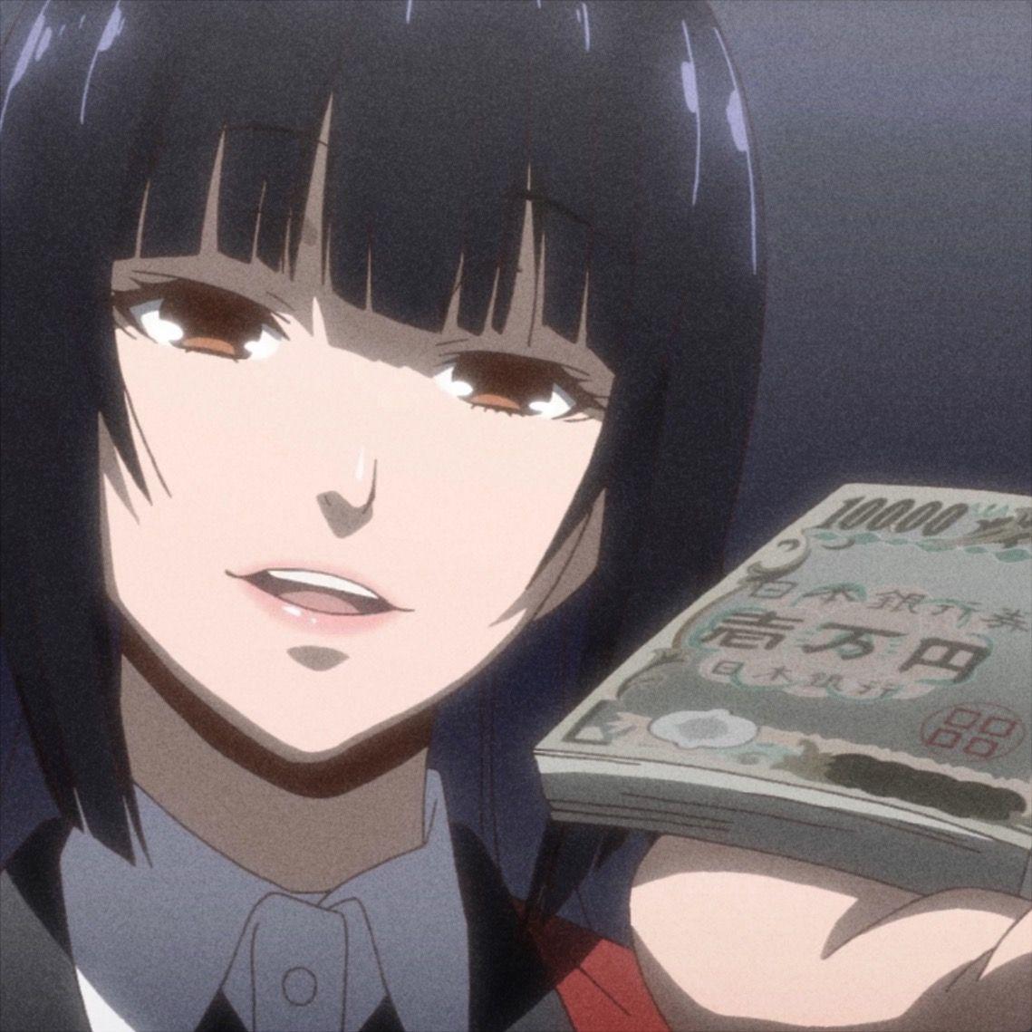Jabami Yumeko 𝒾𝒸𝑜𝓃 ★🌙 in 2020 Cute anime character