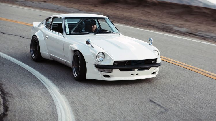 Fugu Z: Sung Kang's Fast and Furious Datsun 240Z Photo Gallery ...