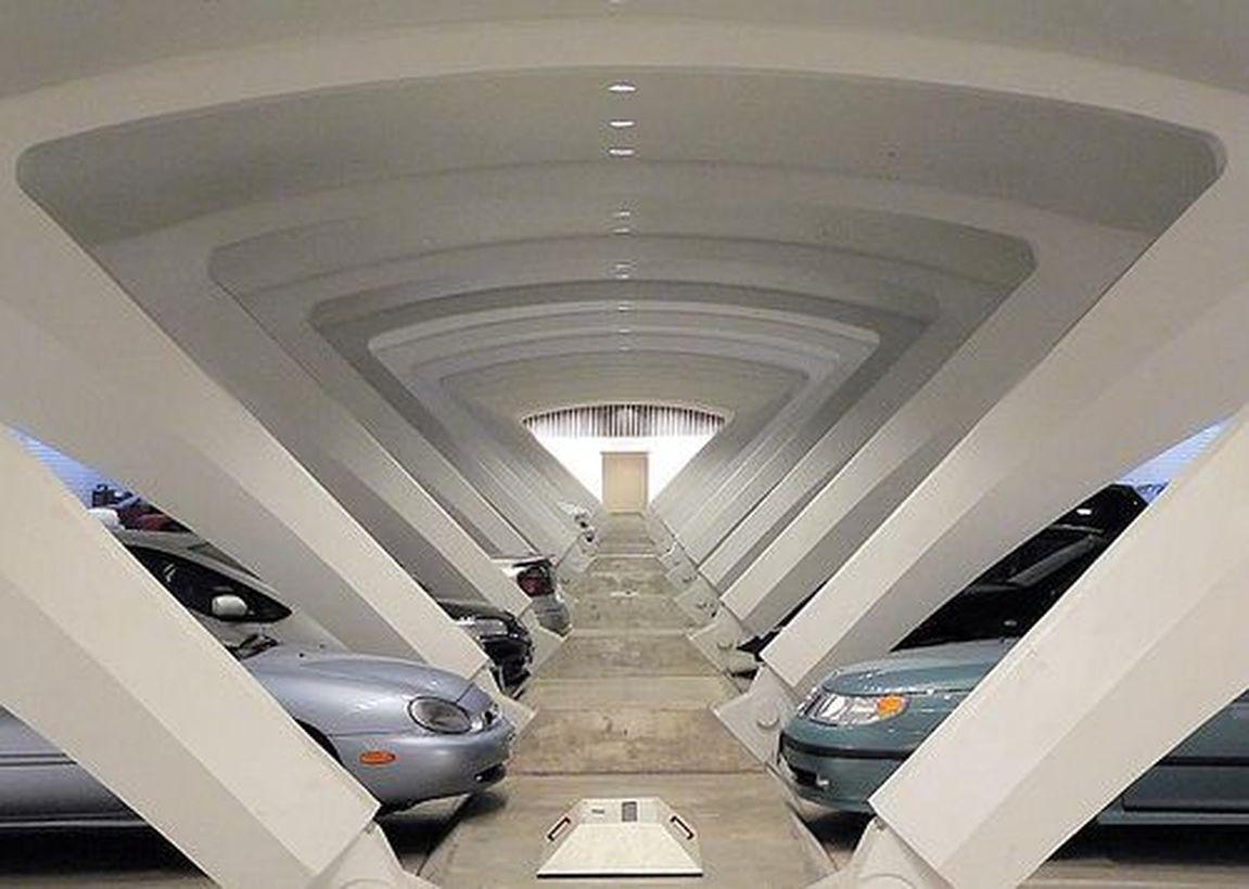 54 Inspiring Underground Parking Design Ideas For Minimalist
