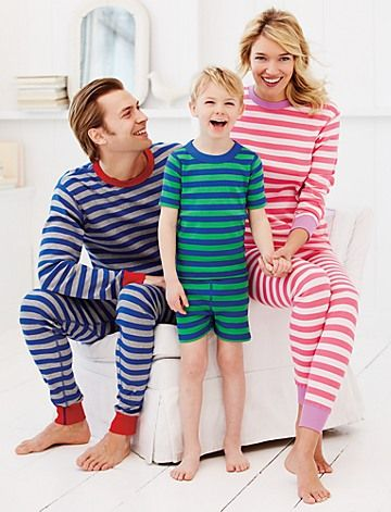 Long John Pajama Top In Organic Cotton  7e2ca0ce2a4a