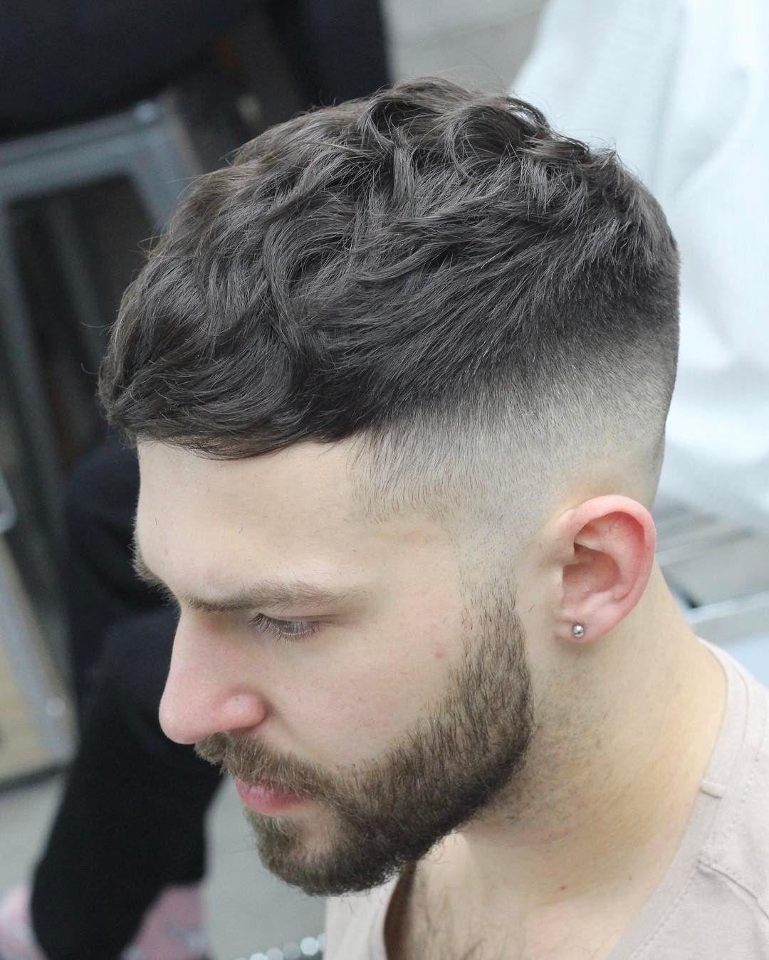 Mens haircuts high fade mozambeak cool short mens haircut high fade menshairstyles