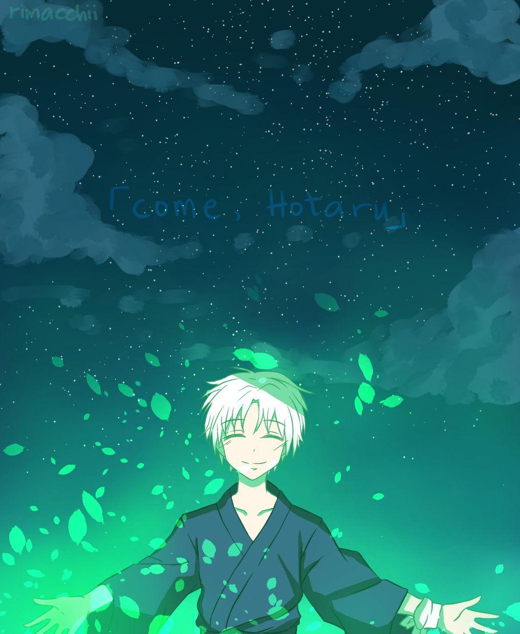 hotarubi mori e Tìm với Google Hotarubi no mori, Anime