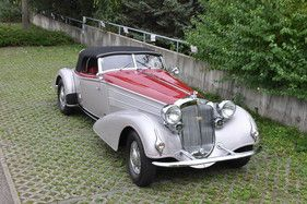 1937 Horch 853 Special Roadster