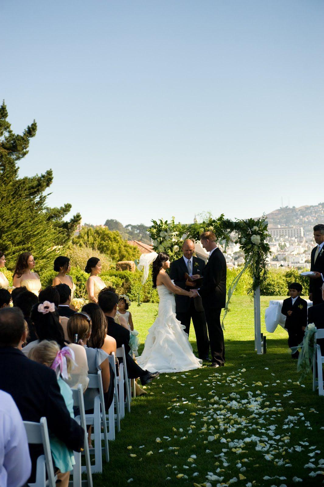 Presidio Golf Course Wedding Venue Www Dailyaisle