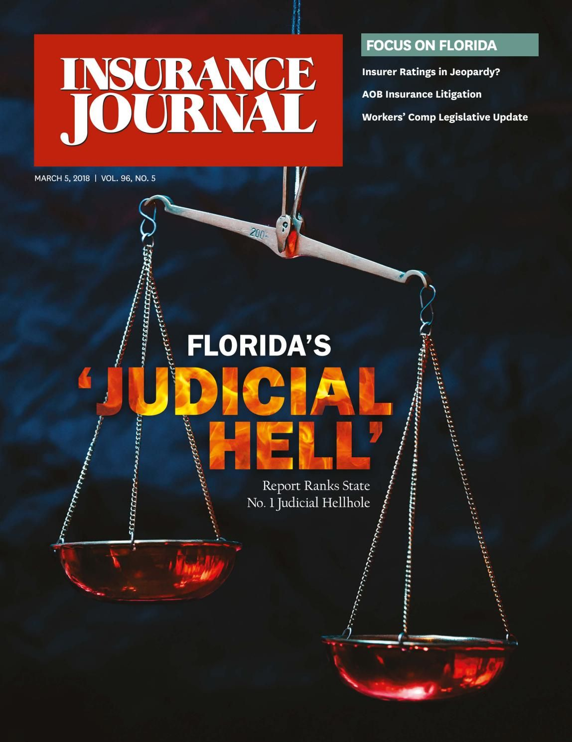 Insurance Journal Florida Supplement 2018 03 05 By