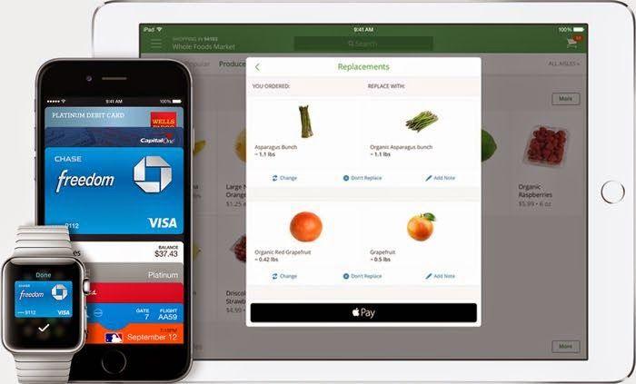 Apple Pay Gets Support From 8 More Financial Institutions