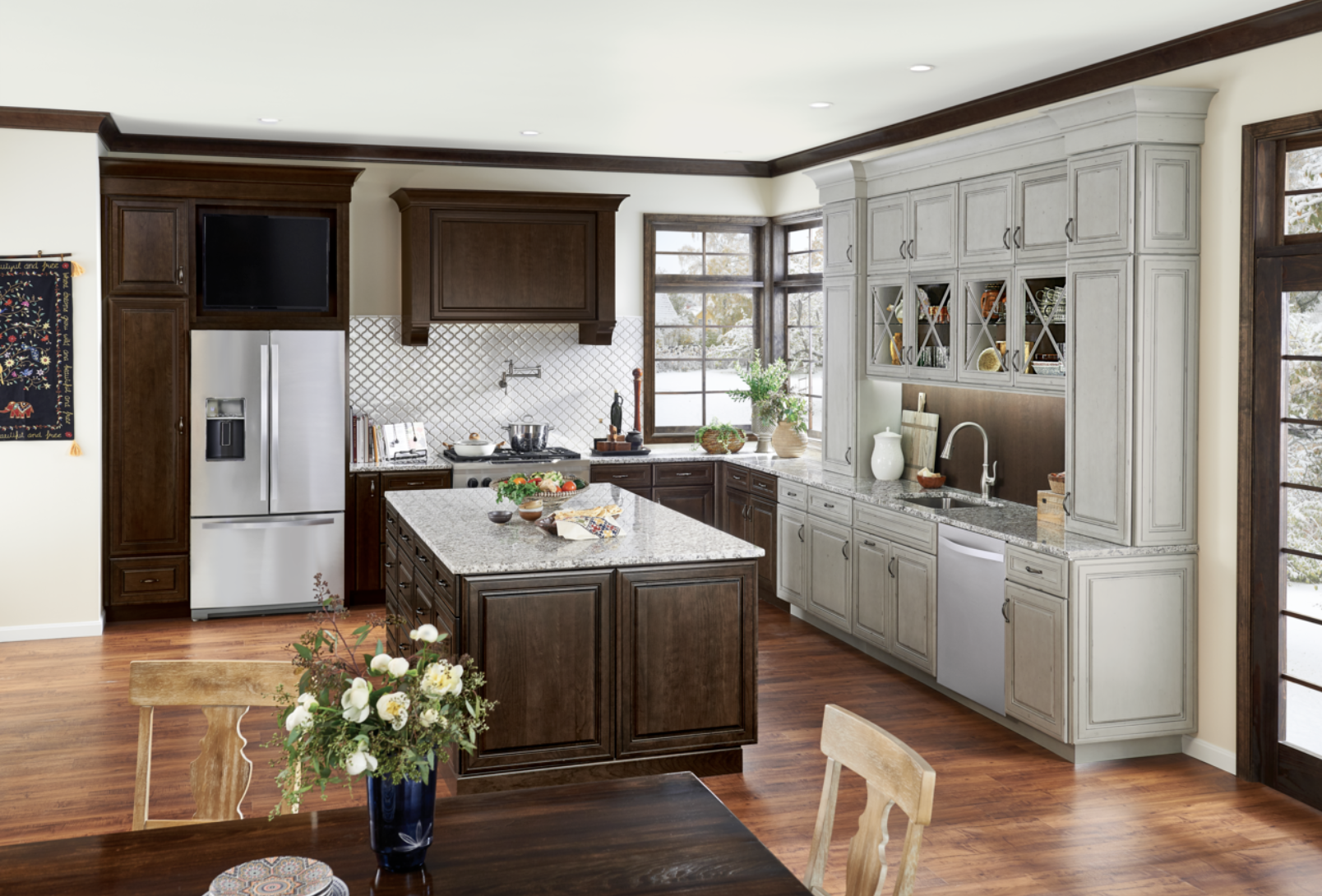 Tip 3 the perfect kitchen cabinets are