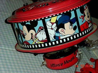 Vintage red mickey mouse ceiling fan very nice condition pick up vintage red mickey mouse ceiling fan very nice condition pick up aloadofball Gallery