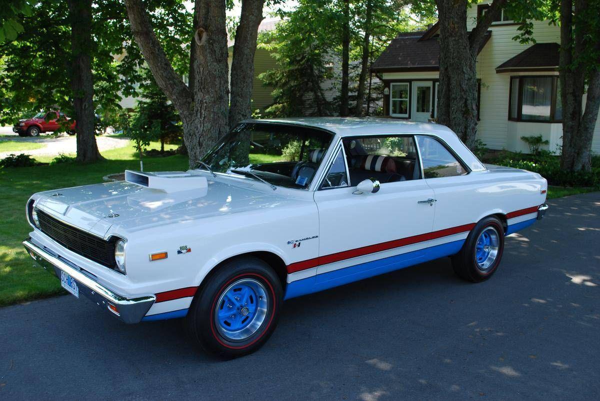 1969 AMC SC/Rambler B Paint Scheme - Image 1 of 20 | Dream Rides ...