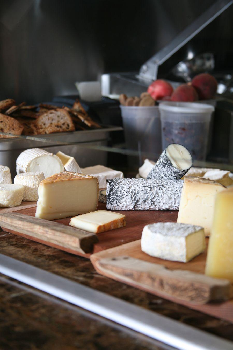 Variety of cheese plates at Proof in Washington, DC   Washingtonian