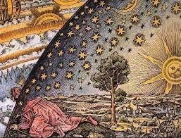 Resultado de imagen para Los cielos en el arte medieval