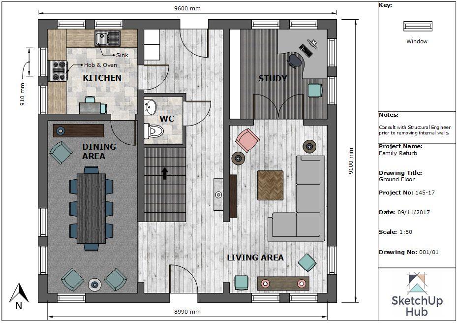 Bonus Course For Interior Design Institute Students Sketchup Hub