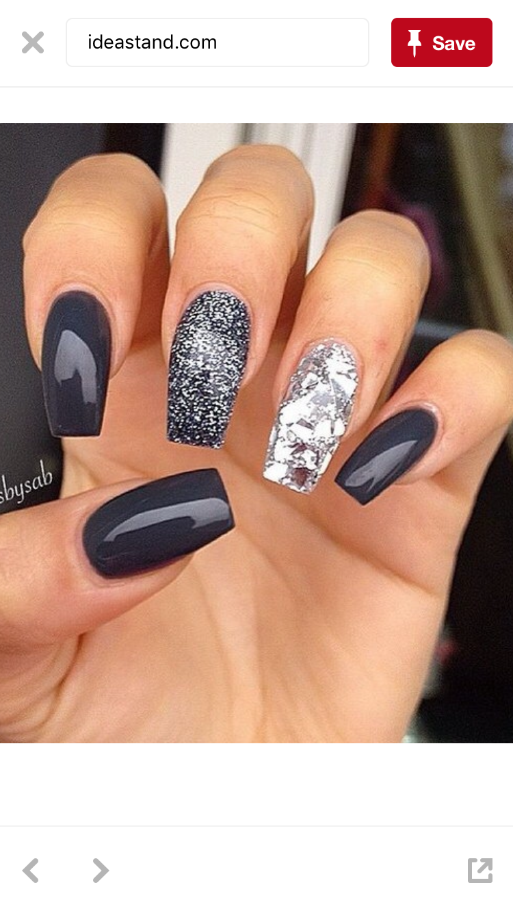 Pin by T Martin on Nails | Pinterest | Nail nail, Manicure and Fall ...