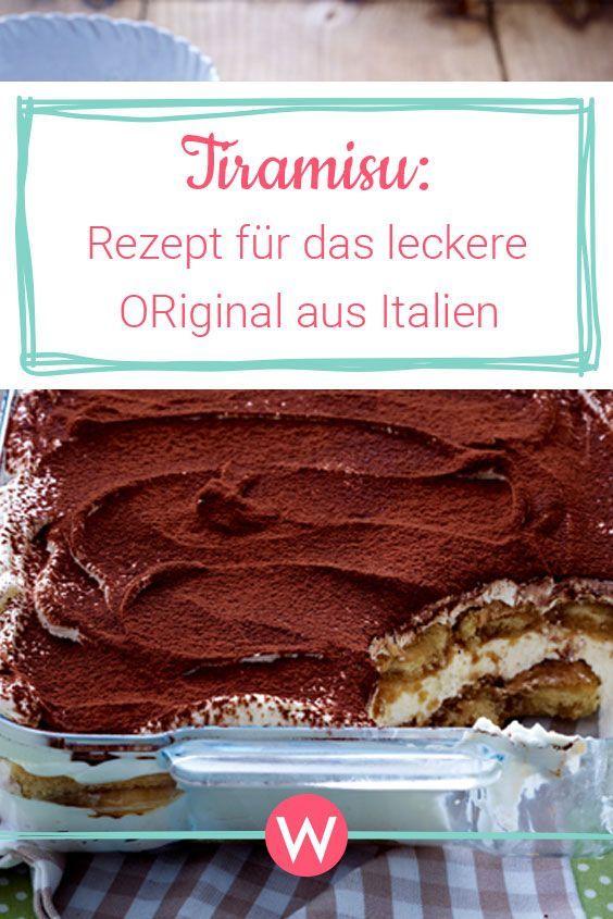 Tiramisù - Das beste weil traditionelle Rezept aus Italien!