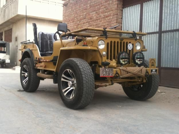 Amazing Photos Of Modified Open Jeeps Mahindra Jeep Willys Jeep Jeep