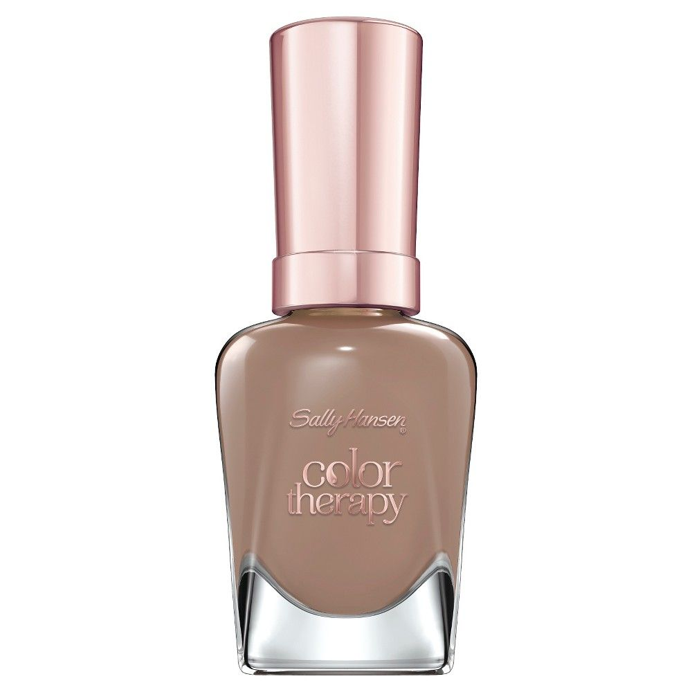 Colour therapy for beauty - Sally Hansen Color Therapy Nail Polish Mud Mask 160 0 50 Fl Oz