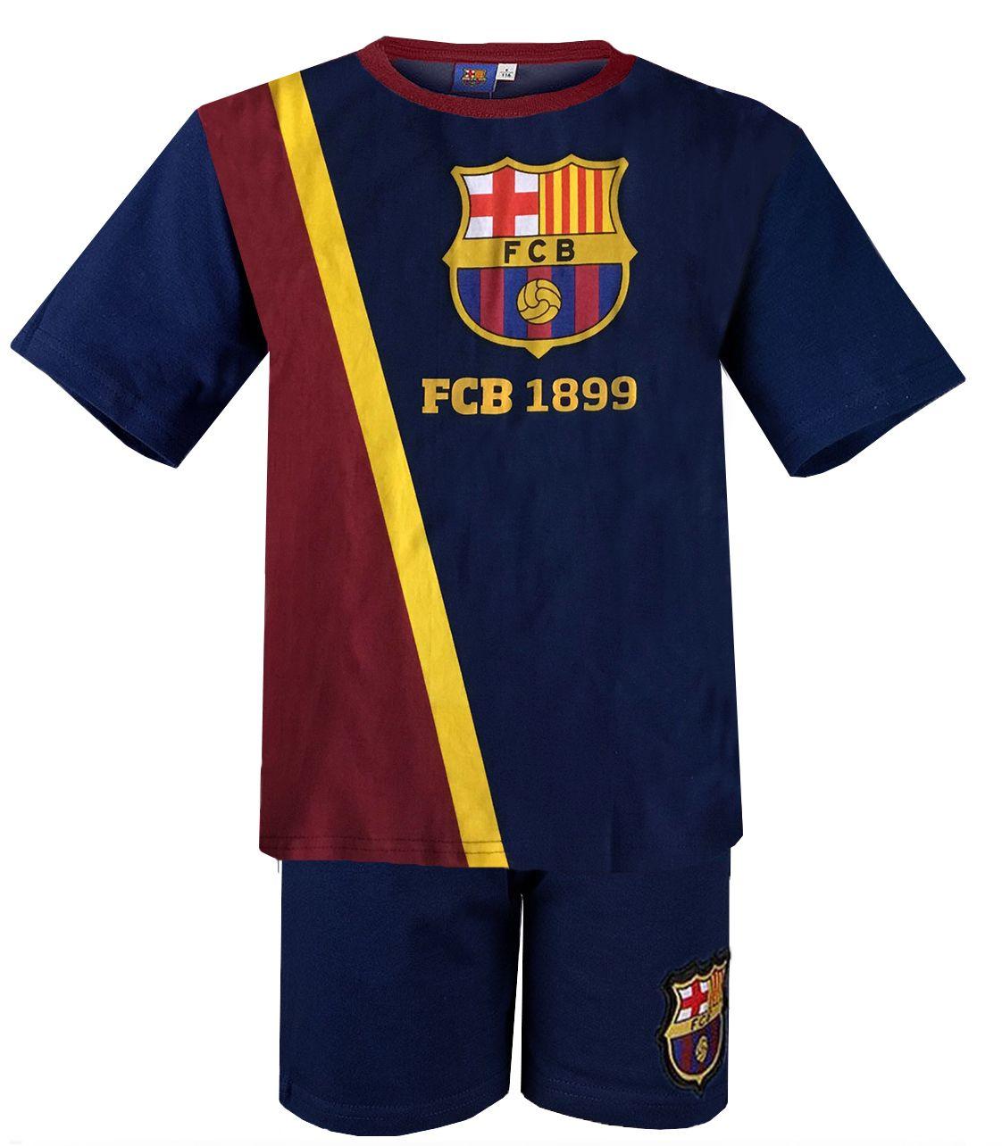af6b71525df FC Barcelona short pyjamas #fcbarcelona #pyjamas | Kids Clothing ...