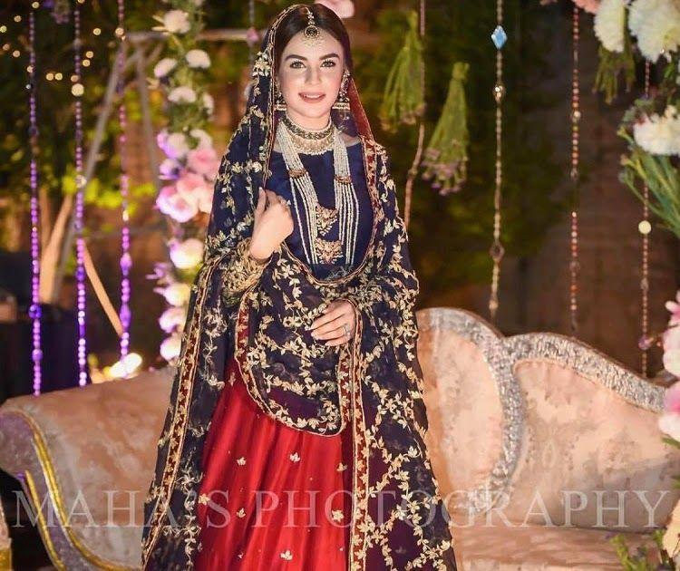 Most Beautiful Bridal Dresses Of Pakistani Celebrities Top Pakistani Fancy Bridal Wear Red T In 2020 Red Bridal Dress Bridal Dresses Pakistan Pakistani Bridal Dresses