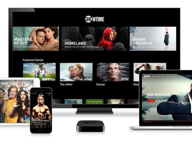 Showtime standalone video service coming to Apple in July
